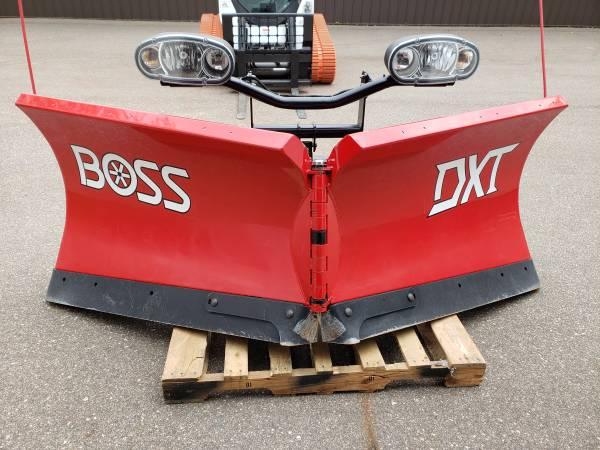 Photo Boss 9392quot DXT V Snow Plow - $6,500 (Eagle Bend)