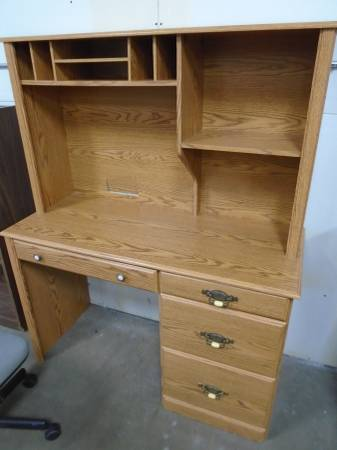 Photo Computer Desks - $55 (The Used Furniture Store - Saint Cloud MN)