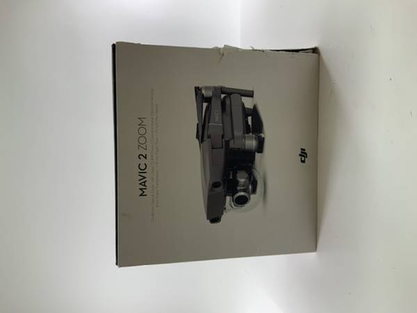 Photo Dji Mavic 2 Zoom Drone - $1080 (St cloud)