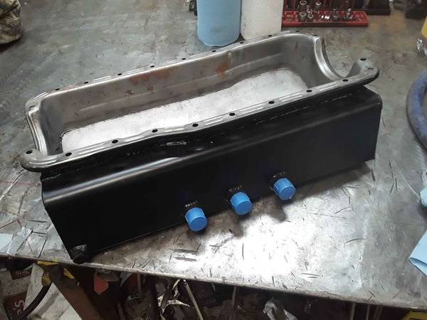 Photo Dry sump pan for Ford 302 - $350 (cosmos)