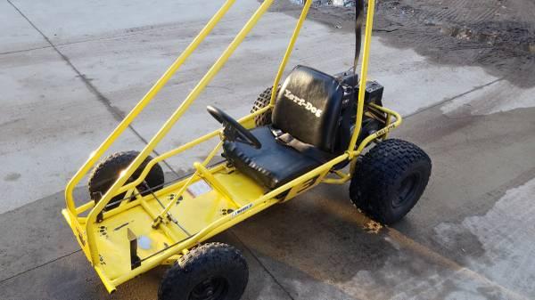 Photo Go Kart Yerf Dog 3020 - $750 (Richmond MN)