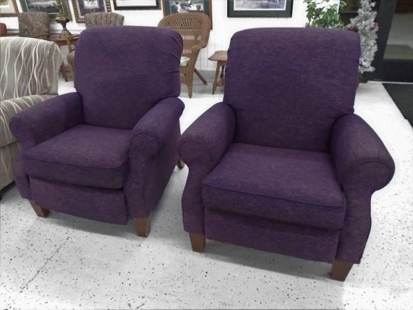 Photo LA-Z-Boy Recliners - $95 (The Used Furniture Store - Saint Cloud MN)