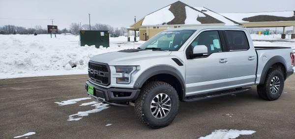Photo NEW 2019 Ford Raptor - $61472 (Paynesville)