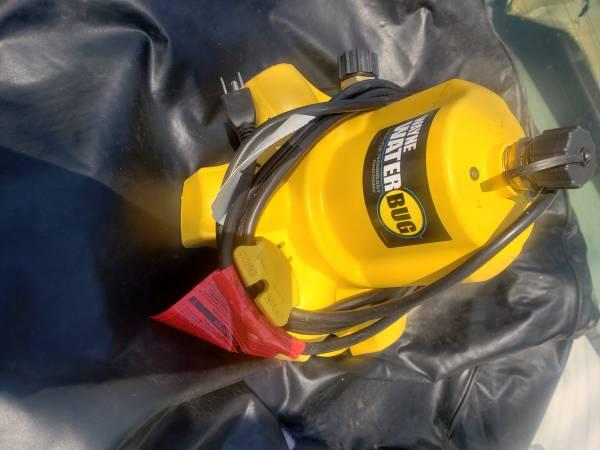 Photo NEW Wayne WaterBug Submersible Utility Water Pump - $75 (Waite Park)