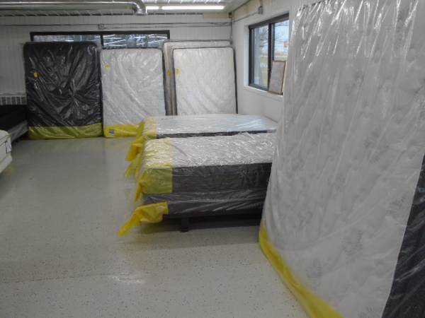 Photo New Mattress and Box Sets - $195 (The Used Furniture Store  Saint Cloud)