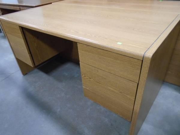 Photo Office Desks - $120 (The Used Furniture Store - Saint Cloud MN)