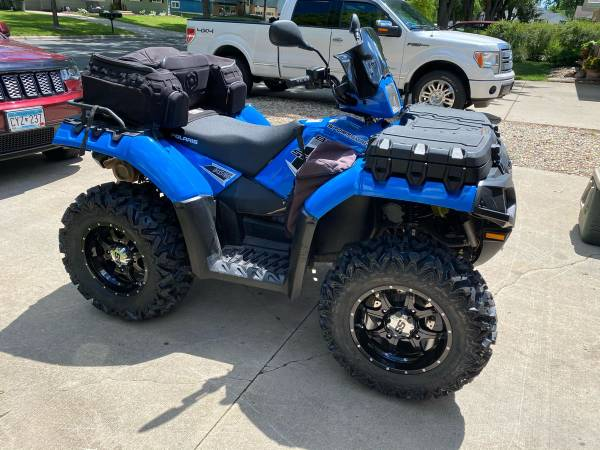 Photo Polaris Sportsman Wheels and Tires - $850