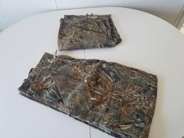 Photo Russell Outdoors Mossy Oak Duck Blind bdu pants M - $10 (Osakis)