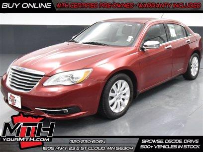 Photo Used 2014 Chrysler 200 Limited Sedan for sale