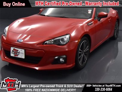 Photo Used 2014 Subaru BRZ Limited for sale