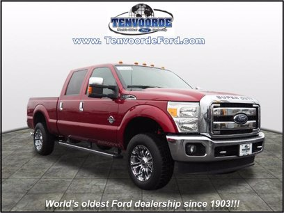 Photo Used 2016 Ford F350 Lariat for sale