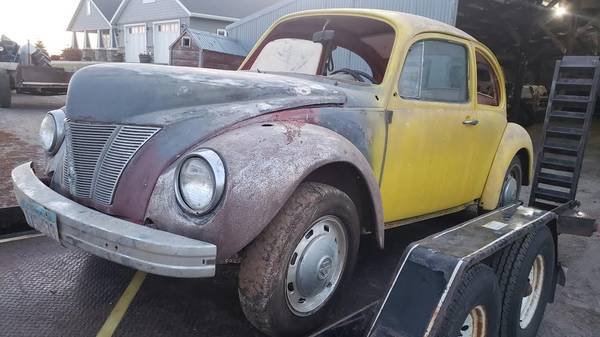 Photo VW Beetle for sale - $700 (Foley)