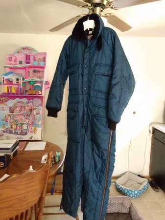 Photo snowmobile suit - $25 (Alexandria)