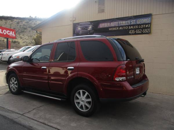 Photo 06 Buick Rainier, very spacious, only 152k miles - $3,995 (ST GEORGE)