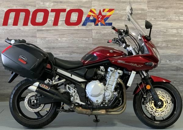 Photo 2007 Suzuki Bandit S 1250 GSF1250S Sport Bike Super Clean Must See - $4,500 (8743 E Pecos RD 126)