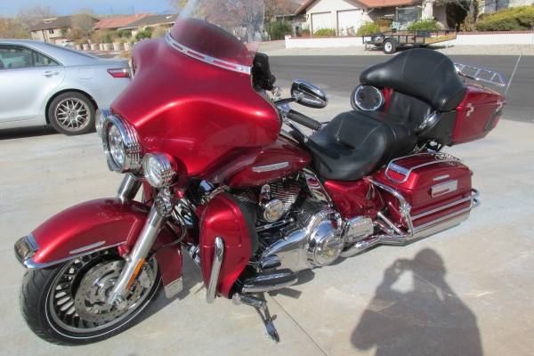 Photo 2012 Harley Ultra Limited - $12,400 (St. George)