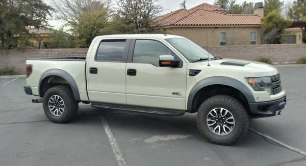 Photo 2013 Ford Raptor SVT - $32500 (St.George)
