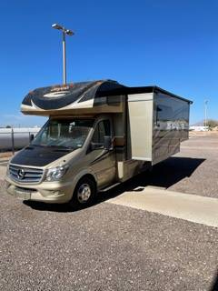 Photo 2016 Mercedes SprinterJayco MotorhomeRV - $75,000 (Gold Canyon)