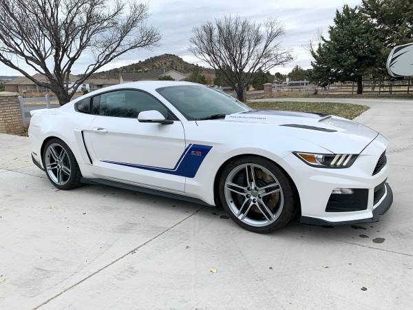 Photo 2017 Ford Mustang Roush Stage 3 Supercharged - Mint - 670HP - $52,999 (St George)