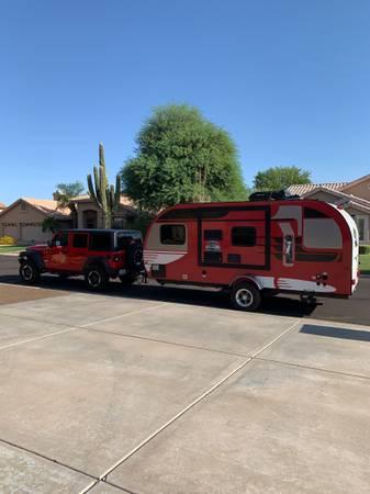 Photo 2017 Winnebago Minnie Drop 170S - $18,000 (Phoenix)