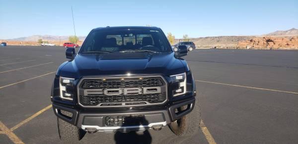 Photo 2018 Ford Raptor - $63,000 (Hurricane, Utah)