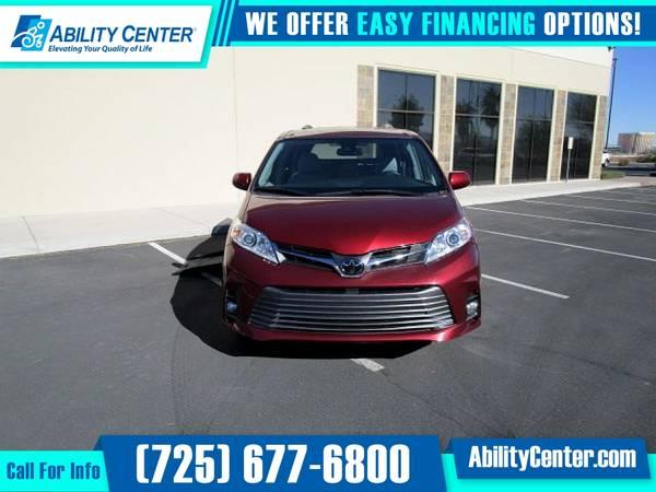 Photo 2019 Toyota Sienna Wheelchair Van Handicap Van - $61,715 (Ability Center Las Vegas)