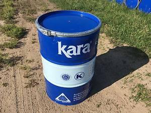 Photo $5 STEEL BARRELS foodgrade 55 GAL. (cedar city-Barrel Guy) - $5 (CEDAR - $5 (cedar city 501 N. Lund Hwy)