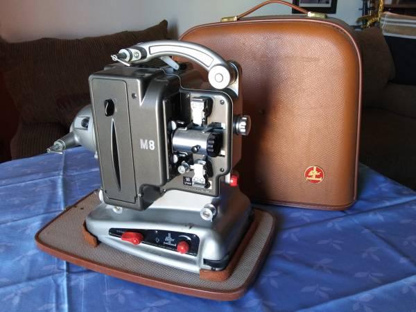 Photo Bolex Paillard Movie Projector M8 - $40 (Downtown Phoenix)