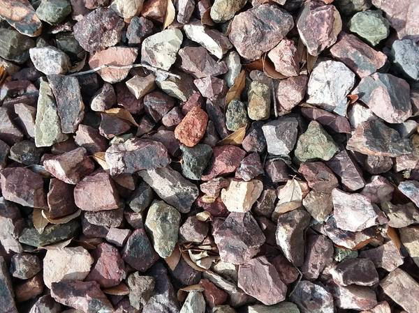 Photo Brown Decorative Rock (CHANDLER)