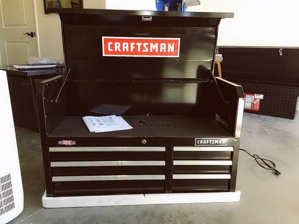 Photo CRAFTSMAN 2000 Series 40.5-in W x 24.5-in H 6-Drawer Steel Tool Chest (Cedar City)