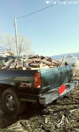 Photo Cedar firewood - $100 (Cedar City)