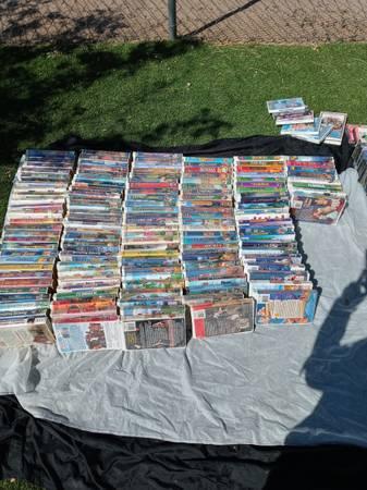 Photo Disney VHS Movies, Disney DVD39s, Tools, ect (Queen Creek)