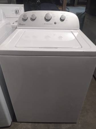 Photo Excellent Condition Whirlpool Washer - $299 (St George)