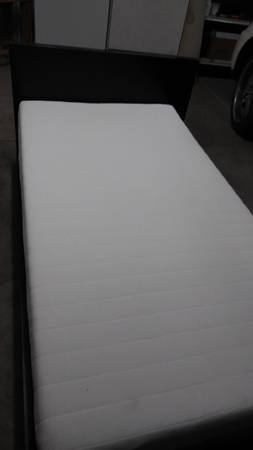 Photo IKEA Twin Bed - $135 (CEDAR CITY)