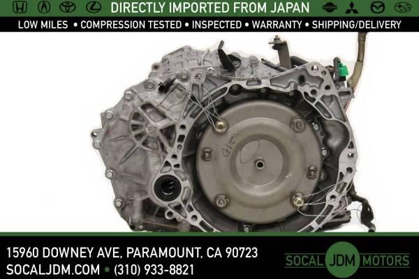 Photo JDM 2007 to 2012 NISSAN Sentra MR20 MR20DE CVT AUTOMATIC TRANSMISSION - $400 (Paramount)