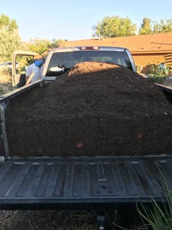 Photo Mulch (Veyo to Winchester ) - $130 (Diamond Valley)