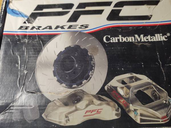 Photo PFC brakes for Chevy GMC - $10 (SG  Little Valley)