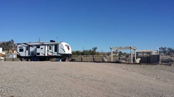 RV Spaces for Rent (Lake Havasu City)