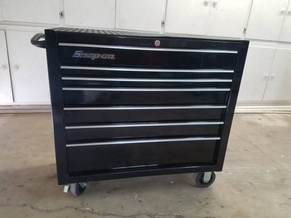 Photo Snap-On Tool Box - $1100 (St.G.)