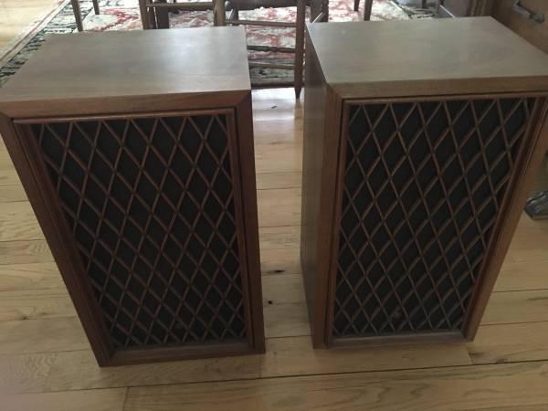 Photo Vintage Pioneer stereo speakers - $150 (Cedar City)