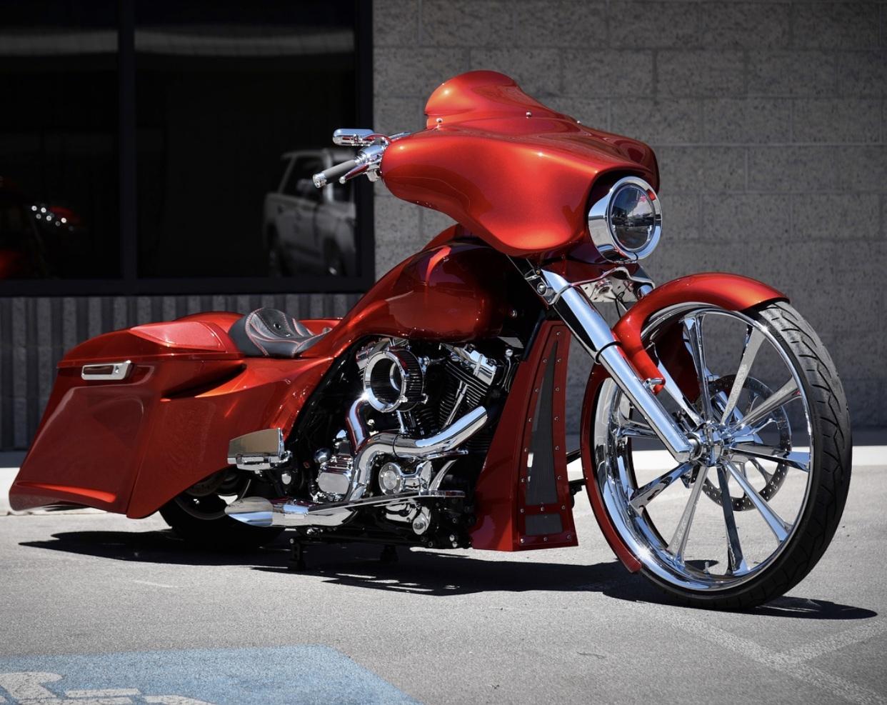 Photo 2009 Harley-Davidson STREET GLIDE $29999497.98497.98