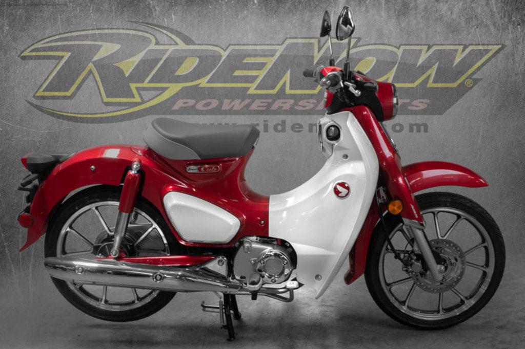 Photo 2020 Honda Super Cub C125 ABS $3649