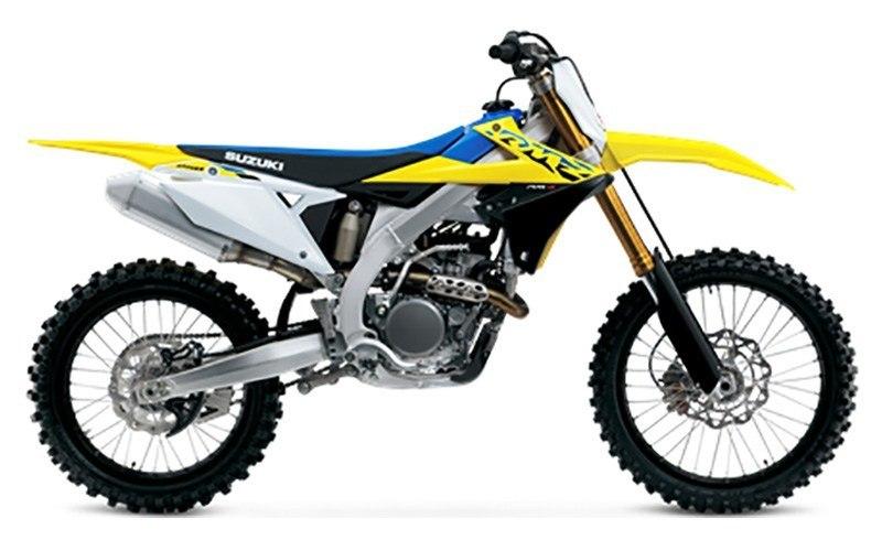 Photo 2021 Suzuki RM-Z250 $7899