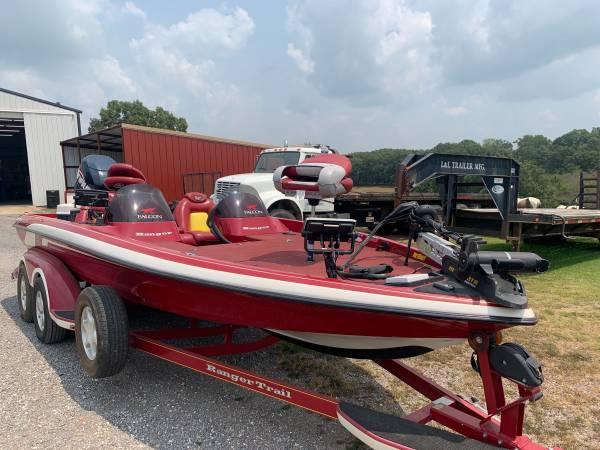 Photo 2003 Ranger boat for sale - $25,000 (Tahlequah)
