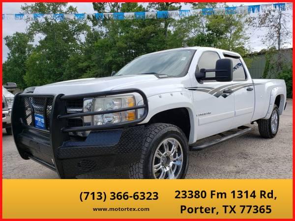 Photo 2008 Chevrolet Silverado 2500 HD Crew Cab - Financing Available - $22995