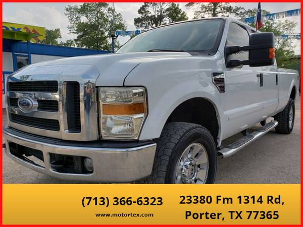 Photo 2008 Ford F350 Super Duty Crew Cab - Financing Available - $17995