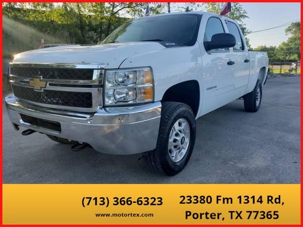 Photo 2012 Chevrolet Silverado 2500 HD Crew Cab - Financing Available - $14995