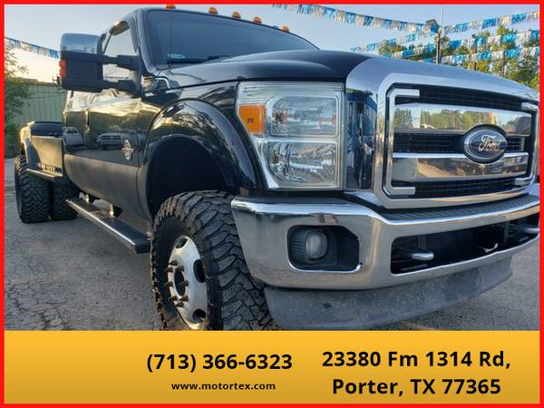 Photo 2012 Ford F350 Super Duty Crew Cab - Financing Available - $26995