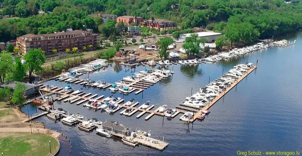Photo Boat Slip For Sale - $110,000 (Stillwater- Mulberry Point)