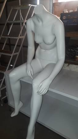Photo Female Mannequins - $50 (Conway Springs)